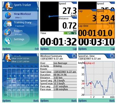 nokia sports tracker ademar junior Nokia 5300 Nokia 5300